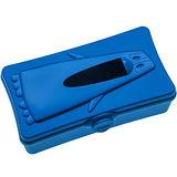 《KOZIOL》企鵝面紙盒(藍)