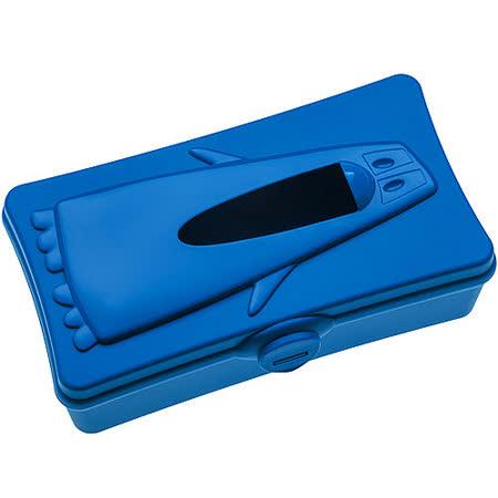 【勸敗】gohappy線上購物《KOZIOL》企鵝面紙盒(藍)評價怎樣太平洋 百貨 公司