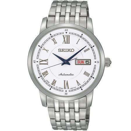 SEIKO 4R36 尊爵時尚機械腕錶 4R36-00Y0S