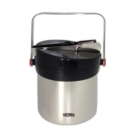 THERMOS膳魔師1.3L不銹鋼真空保冰桶 JIN-1300