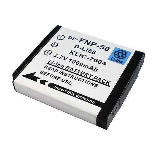 Fujifilm NP50 NP-50 專用電池 1000mAh
