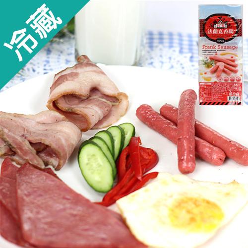 台畜法蘭克香腸^(小熱狗^)500g