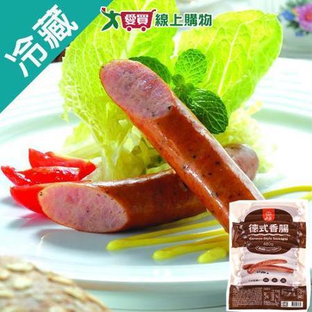 台畜德式香腸-黑胡椒480g