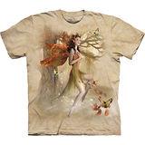 『摩達客』*大尺碼3XL*美國進口【The Mountain】自然純棉系列 童話森林仙女 設計T恤 (預購)