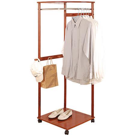 【部落客推薦】gohappy 線上快樂購Baron巴倫扇型木質衣架價格宜蘭 友愛 百貨