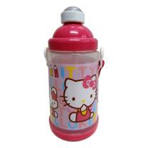 Hello Kitty背帶式彈跳水壺650c.c