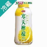 愛之味寒天-檸檬410ml