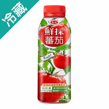 愛之味鮮採蕃茄汁450ml