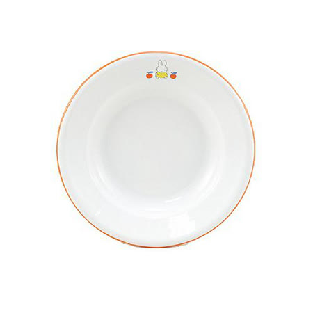【iSFun】Miffy *不鏽鋼小餐盤