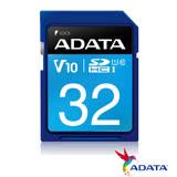 【超值2入組】ADATA 威剛 32GB Premier SDHC SD UHS-I Class10 記憶卡