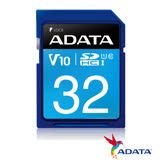 ADATA 威剛 32GB Premier SDHC SD UHS-I Class10 記憶卡