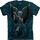 『摩達客』*大尺碼3XL*美國進口【The Mountain】自然純棉系列 死神音弦 設計T恤 (預購)