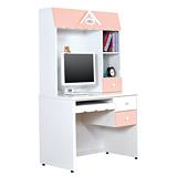愛爾蘭粉紅色電腦書桌