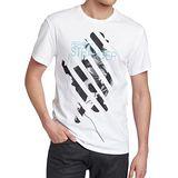 【CK】2013超炫創意圖騰白色短袖ㄒ恤【預購】