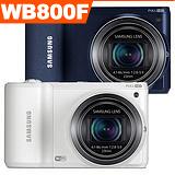 SAMSUNG WB800F (公司貨) - 加送32G C10卡+原廠電池+專用座充(附車充)+中腳架+HDMI+清保組+讀卡機+桌上型小腳架