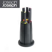 Joseph Joseph英國創意餐廚★好收納不鏽鋼刀具組(6入)★10077