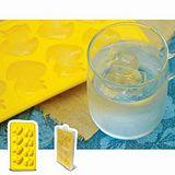 【iSFun】黃鴨戲水*矽膠模型製冰盒/隨機色