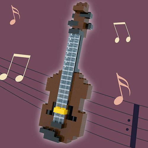 ~TICO微型積木 館~小提琴~9101