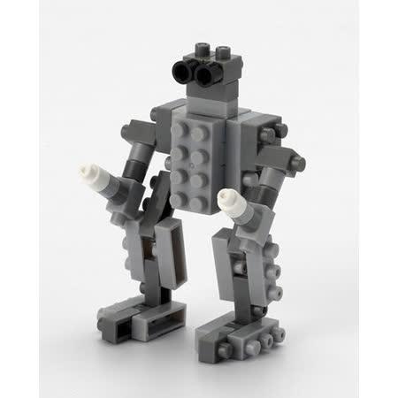 【TICO微型積木任選館】機器人-3007