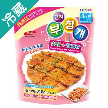 韓英韓國泡菜+煎餅粉210g