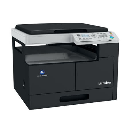 Konica Minolta Bizhub 165 A3多功能桌上型影印機 (不含鐵桌)