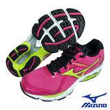 Mizuno WAVE ULTIMA 5 女用慢跑鞋(桃紅)8KN-35935