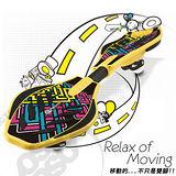哈樂維 HOLIWAY 台灣製 最新蛇板/漂移板/陸上衝浪練習板/RSB滑板/雙龍板/炫彩黃價格