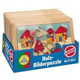 【德國HEROS木製積木】益智活版拼圖20件裝 3款擇一-71202