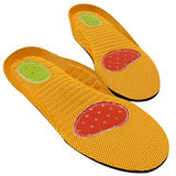 【POLIYOU】專利止臭抗菌吸汗透氣孩童成長鞋墊(一雙)