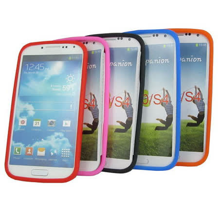 Q2亮彩款Samsung Galaxy S4(i9500) 手機果凍套