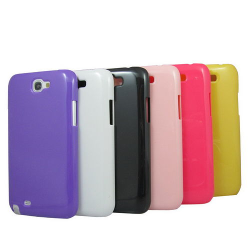 Q5光滑款Samsung Note2(N7100)手機保護殼