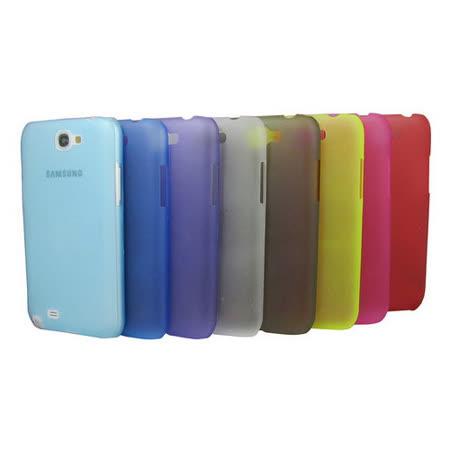 Q6磨砂款Samsung Note2(N7100)手機保護殼