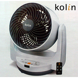 KOLIN 歌林 KFC-MN908S 9吋 遙控微電腦 立體擺頭循環扇