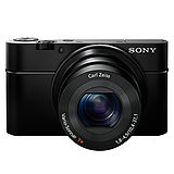 SONY DSC-RX100 超大感光片幅數位相機(公司貨)- 加送32G C10卡+原廠電池+專用座充+中腳架+HDMI+復古皮套+清保組+讀卡機+小腳架