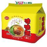 味丹味味麵精燉肉燥湯麵 85g*5入