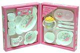 日本Combi Hello Kitty 餐具禮盒19725