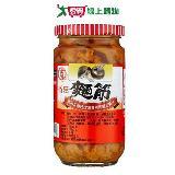 金蘭香菇麵筋380g