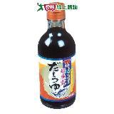 味全日式和風醬油-鰹魚口味340g