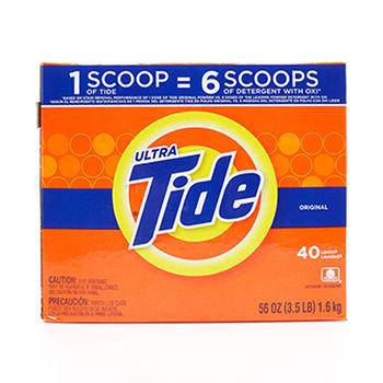 汰漬Tide超濃縮洗衣粉1.6kg