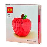 【FY積木大師】1601 紅色蘋果