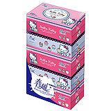 《春風》盒裝面紙-HELLO KITTY(150抽*5盒*10串)