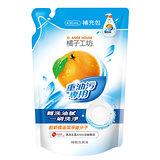 橘子工坊天然去油碗盤洗滌液補充包430ml