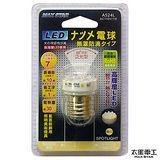 【太星電工】 MAXSTAR LED節能環保無罩60度照射 12LED/E27/1W
