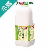 義美古早傳統豆奶-無糖2000ml