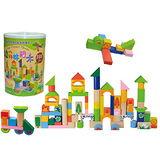 【牛津家族】彩色森林積木(108PCS)-Color Forest Blocks