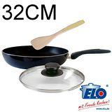 《德國ELO》Gourmet 鈦星不沾平底鍋(32cm)