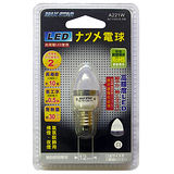 【太星電工】MAXSTAR LED節能環保電球 9LED/E12/0.5W.