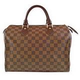 Louis Vuitton LV N41364 N41531 SPEEDY30 棋盤格紋波士頓包 預購