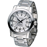 SEIKO Premier 人動電能 都會科技時尚腕錶 5D22-0AD0S SRG007J1