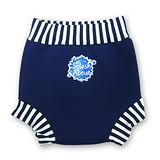 潑寶 Splash About - Happy Nappy 游泳尿布褲-海軍藍 / 藍白條紋
